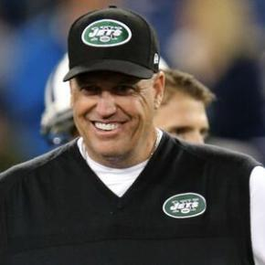 Rex still flying coach on the Jets.