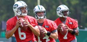 QB Controversy may continue into the 2014draft