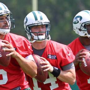 QB Controversy may continue into the 2014 draft