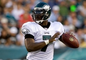 Michael Vick Is A Potential QB For TheJets